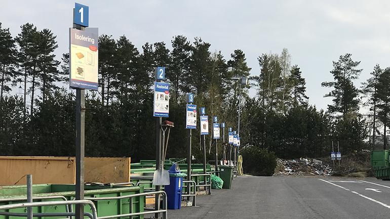 återvinning jönköping öppettider